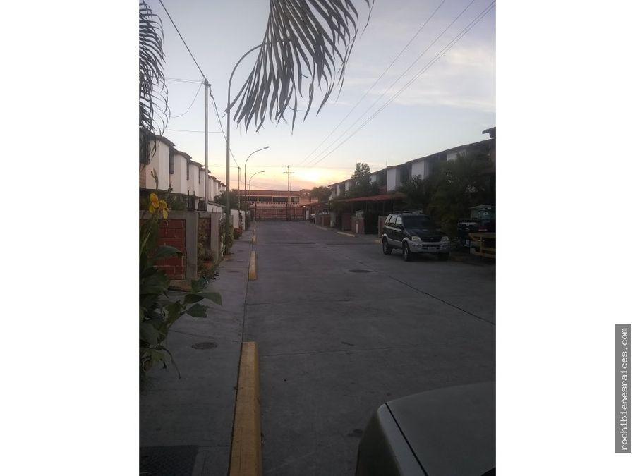 casa urbanizacion la muralla iii