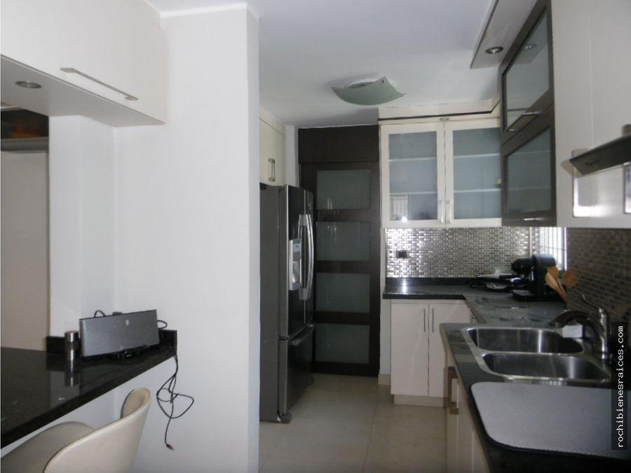 apartamento av sanz el marques amoblado