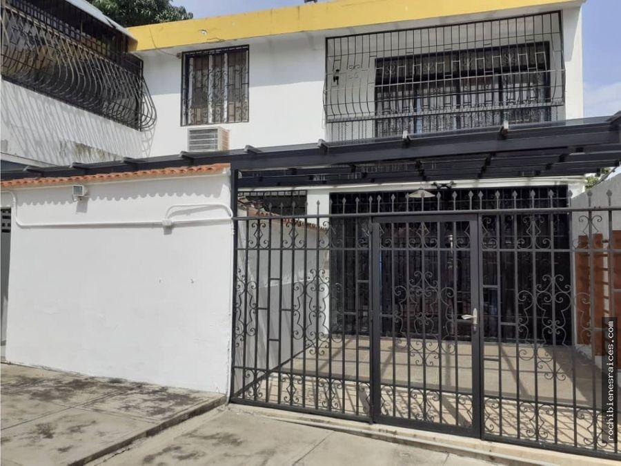 casa calle 5 de julio guarenas