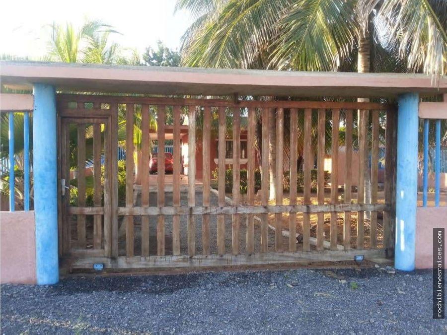 casa de playa conjunto playa flamingo