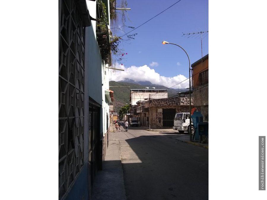 terreno en el pueblo de guarenas