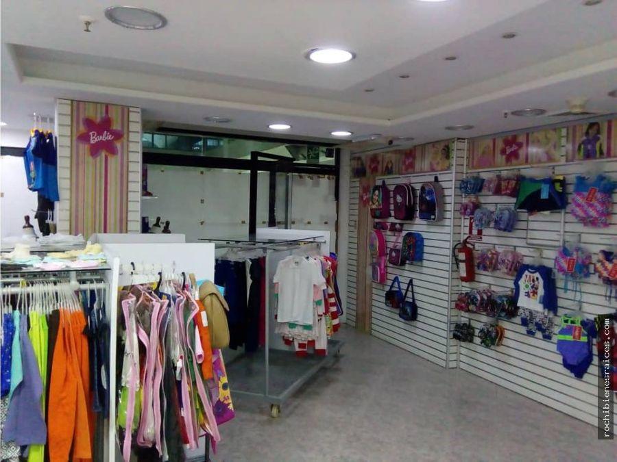 alquiler y venta local comercial cc galerias el paraiso