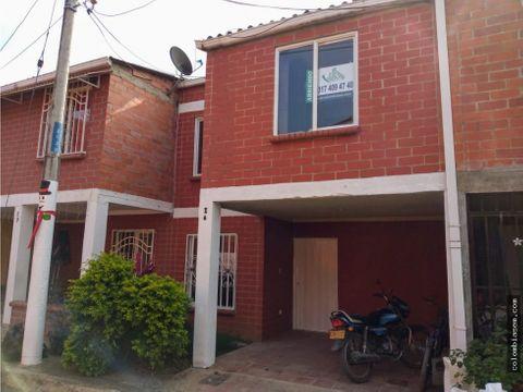 arrienda casa en urbanizacion siglo xxi jamundi
