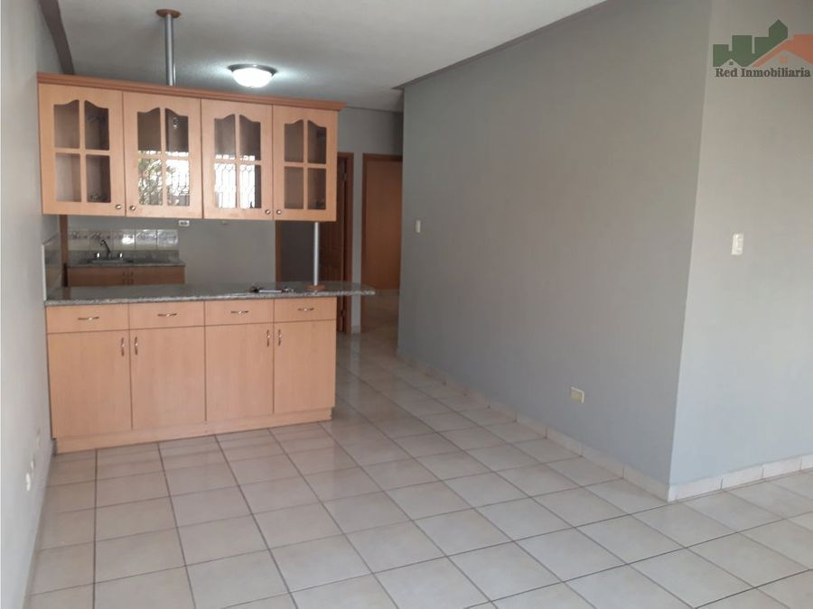 se renta apartamento en residencial los hidalgos