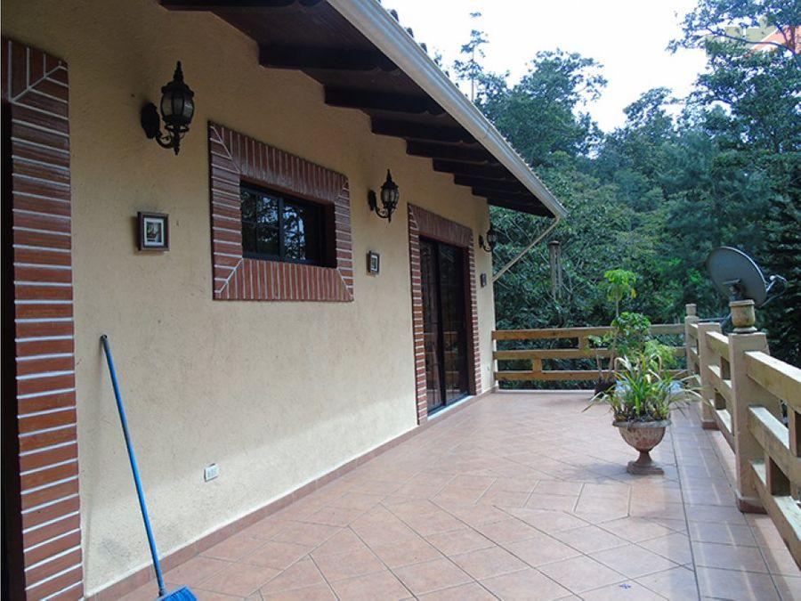 casa venta a solo 15 minutos de tegucigalpa
