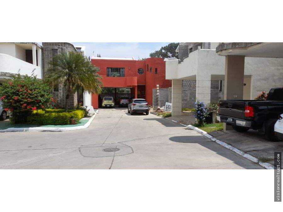venta casas en zona 16 avatan b190