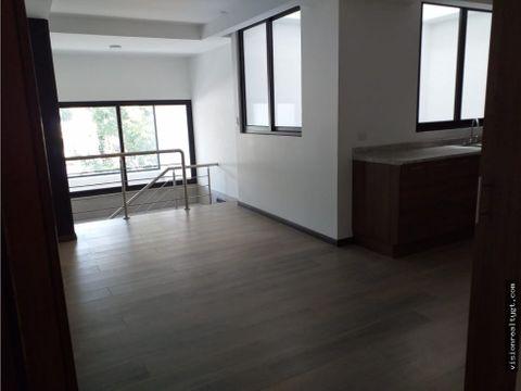 renta de apartamento 3 habitaciones jardines de la asuncion zona 5