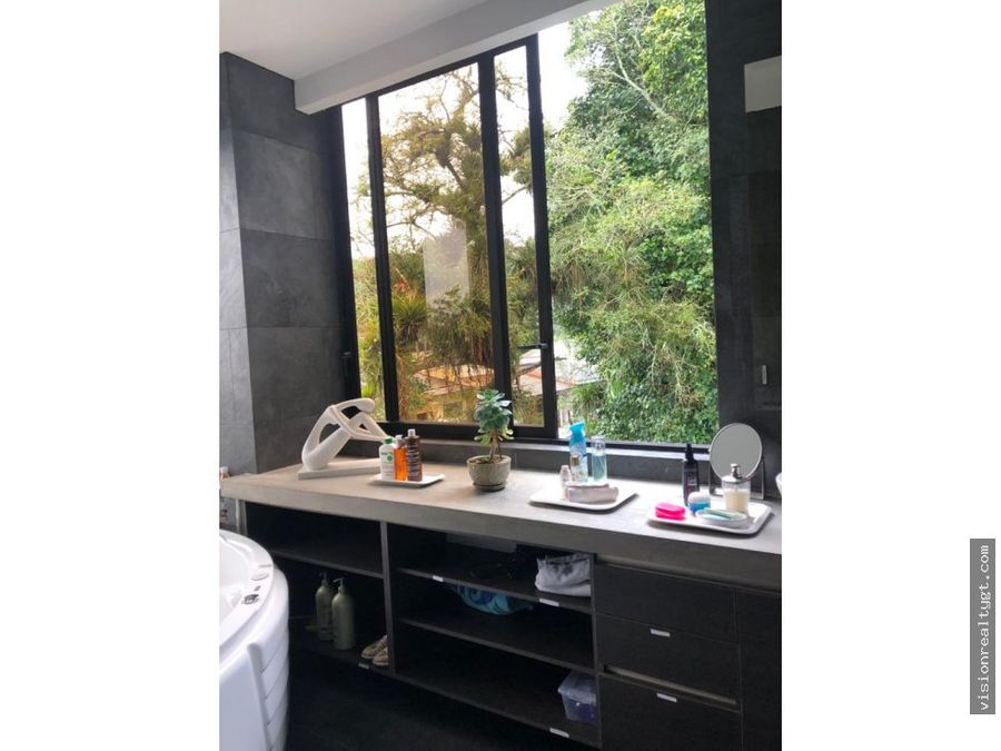venta de casa estilo minimalista en carretera a el salvador