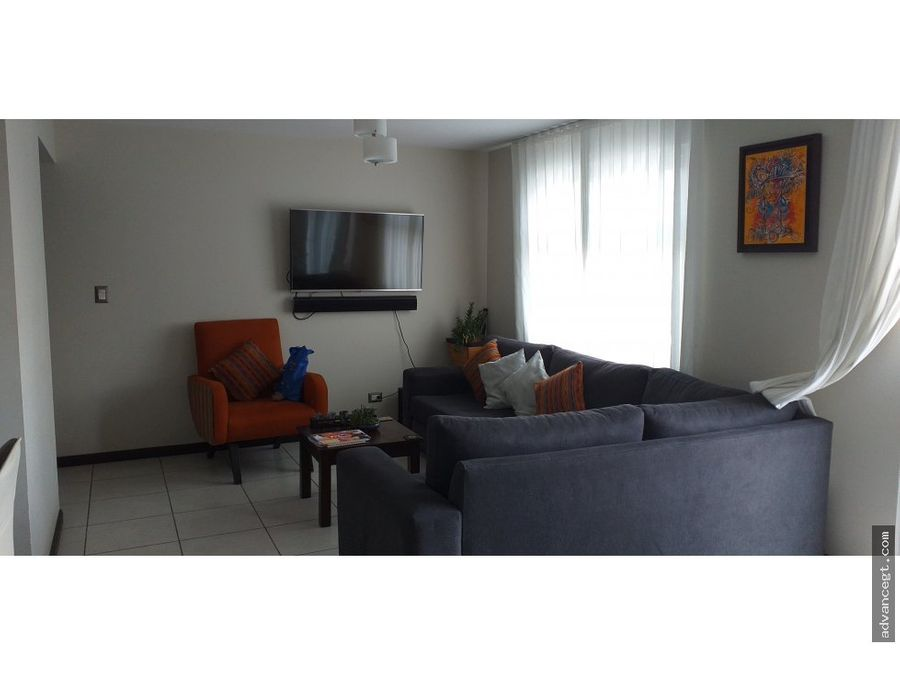 venta apartamento condado naranjo