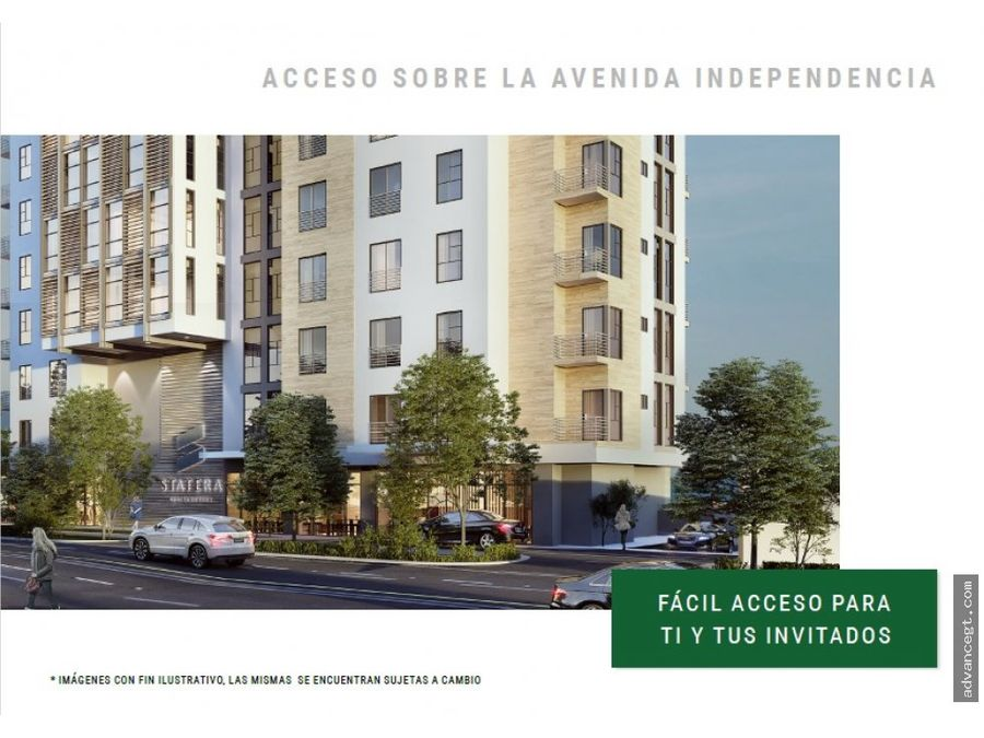 venta de apartamentos statera en zona 2