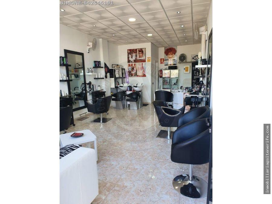 local peluqueria oportunidad