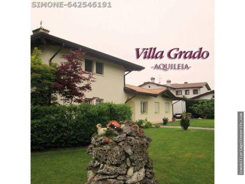 speciale vendita italia villa in aquileia 33051
