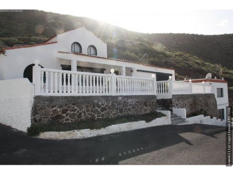 chalet casa rural puerto santiago