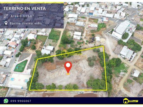 excelente terreno en venta para proyecto inmobiliario