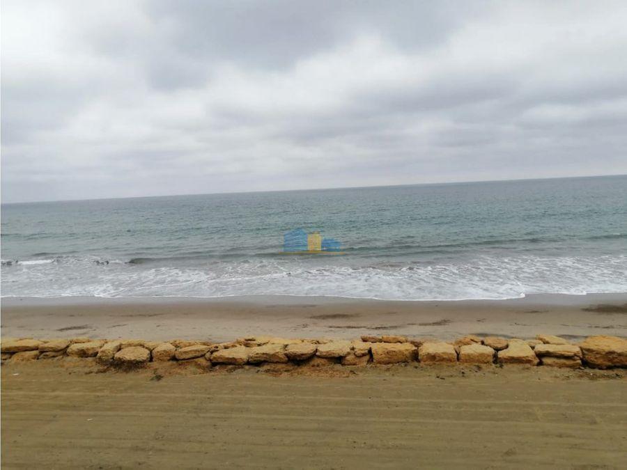 departamento en venta frente al mar de santa marianita