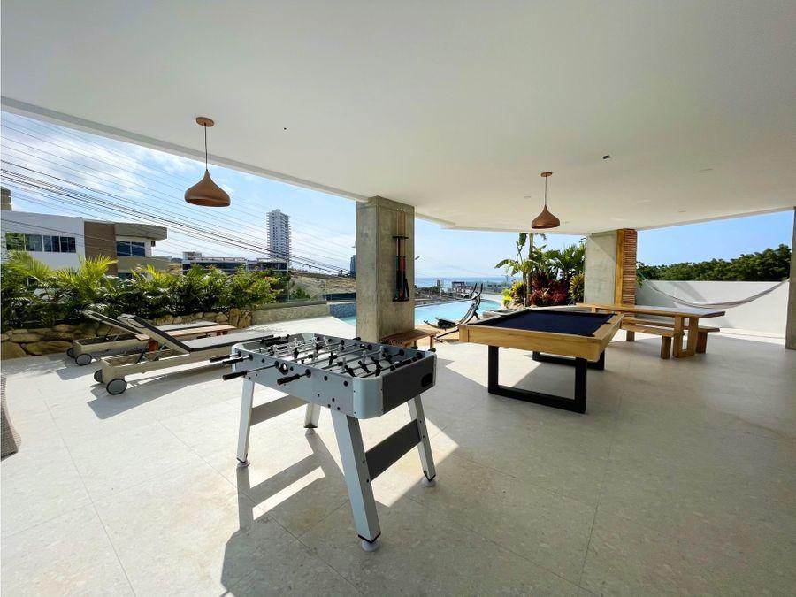 se vende hermosa suite en la mejor ubicacion de manta
