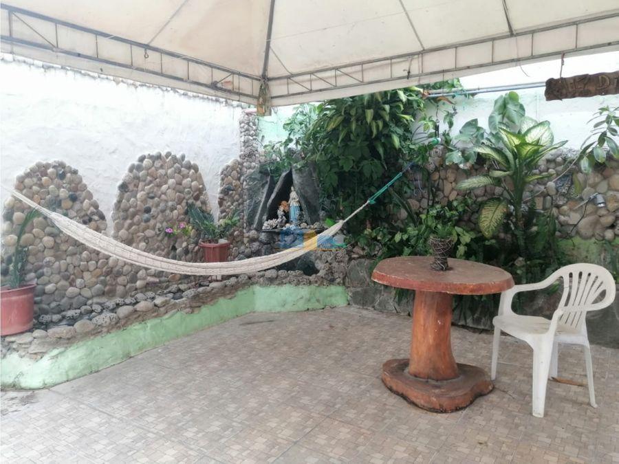 casa en urbanization alamos 3 habitaciones con internet