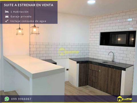 suite independiente en alquiler con garaje