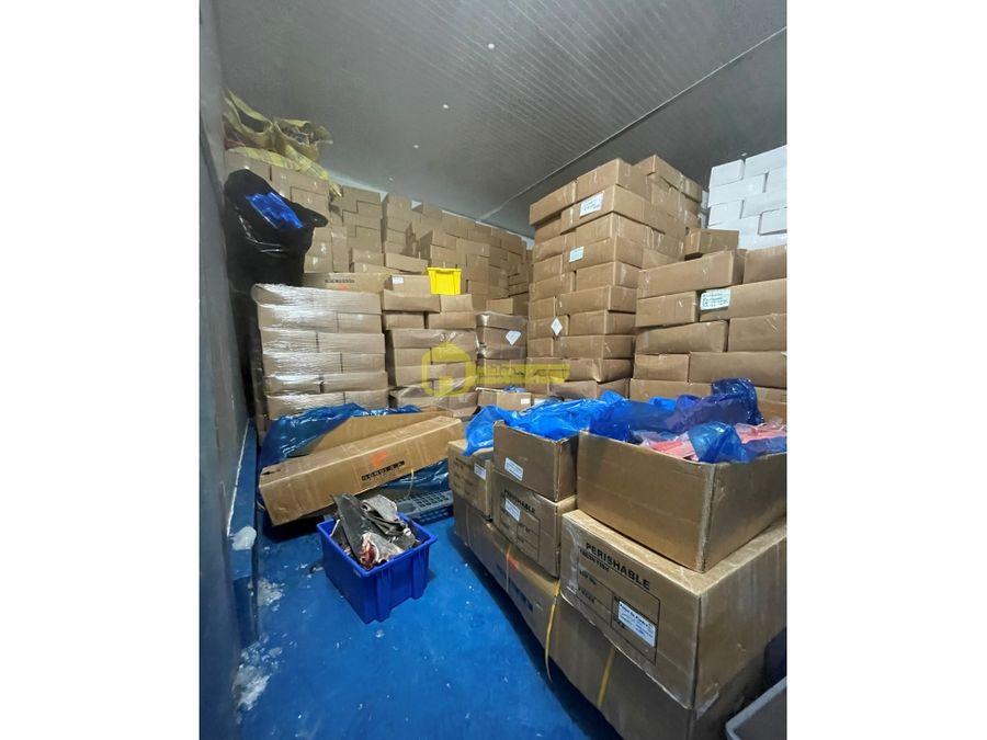 venta de empresa empacadora y congeladora con expansion manta