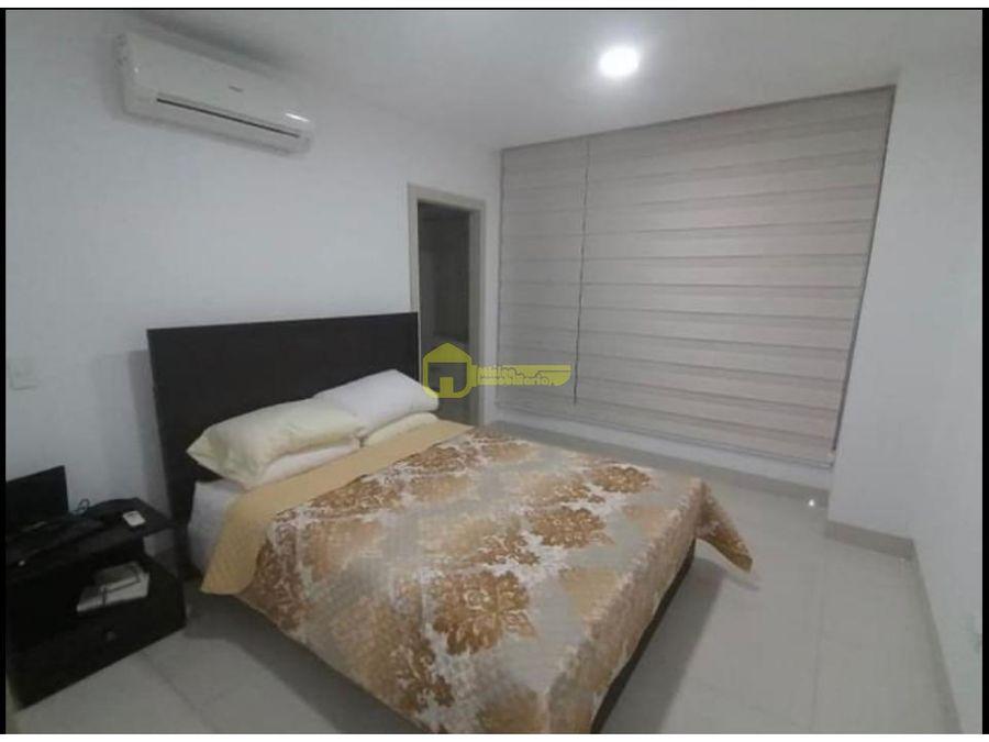 departamento en venta de 3 habitaciones amoblado o sin amoblar