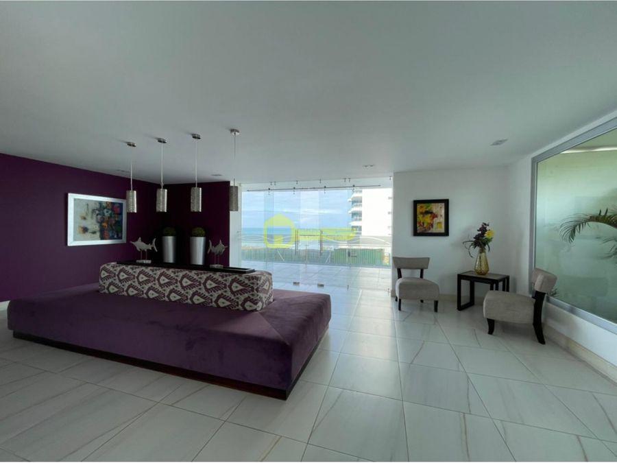departamento de 2 habitaciones con hermosa vista la mar