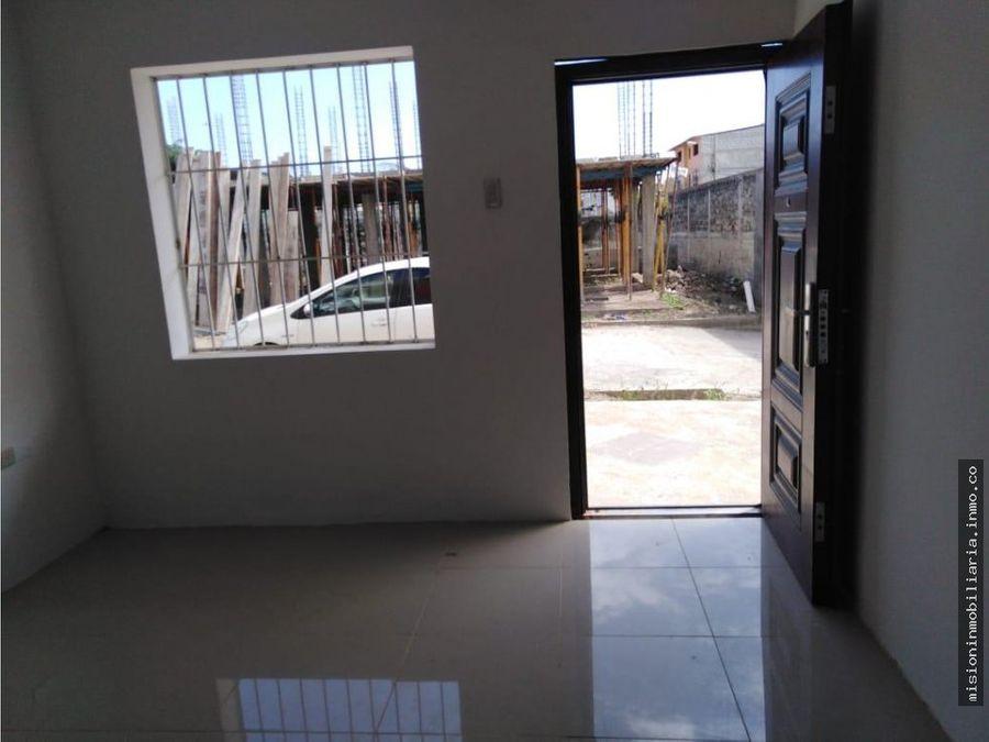 se venden casas en sector norte de manta