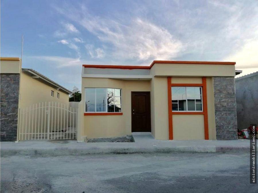 se venden casas economicas en urbanizacion