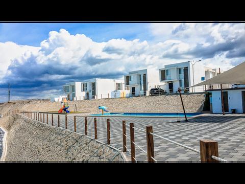 punta blanca urbanizacion y club de playa