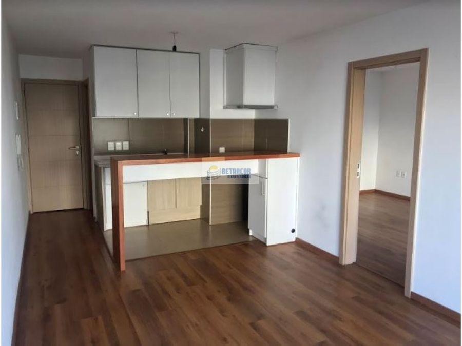 alquiler apartamento 1 dormitorio cordon