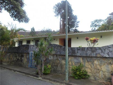 casa en venta el hatillo la boyera los geranios