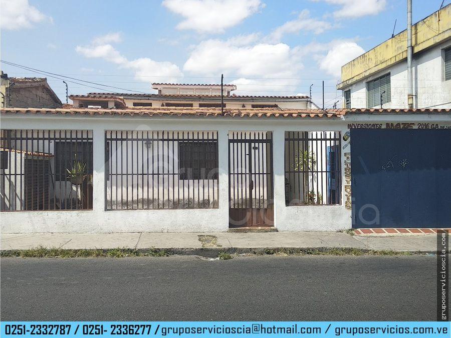 vivienda familiar en el centro de barquisimeto