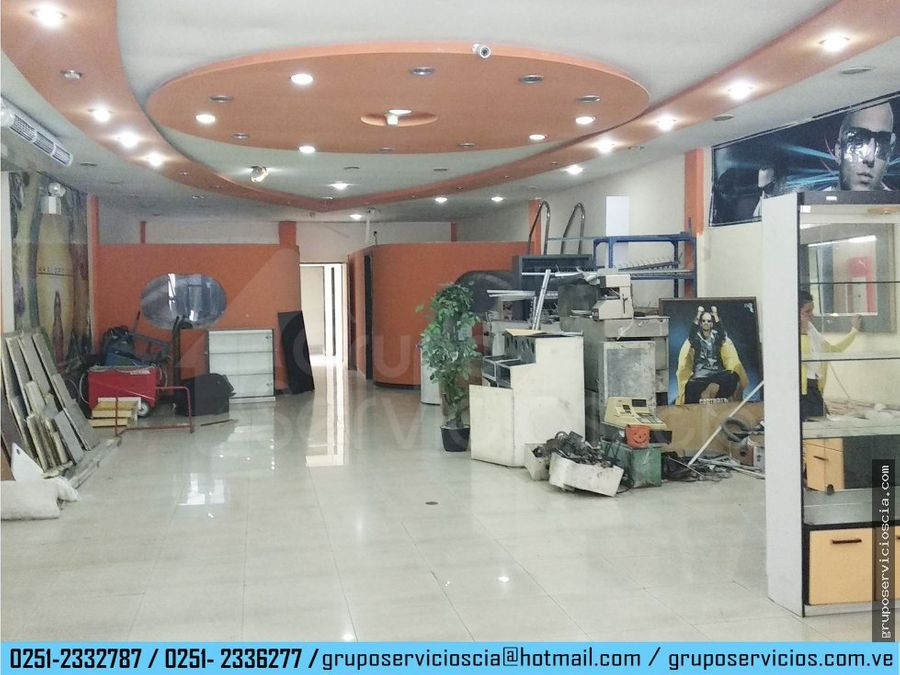 local comercial en la carrera 19
