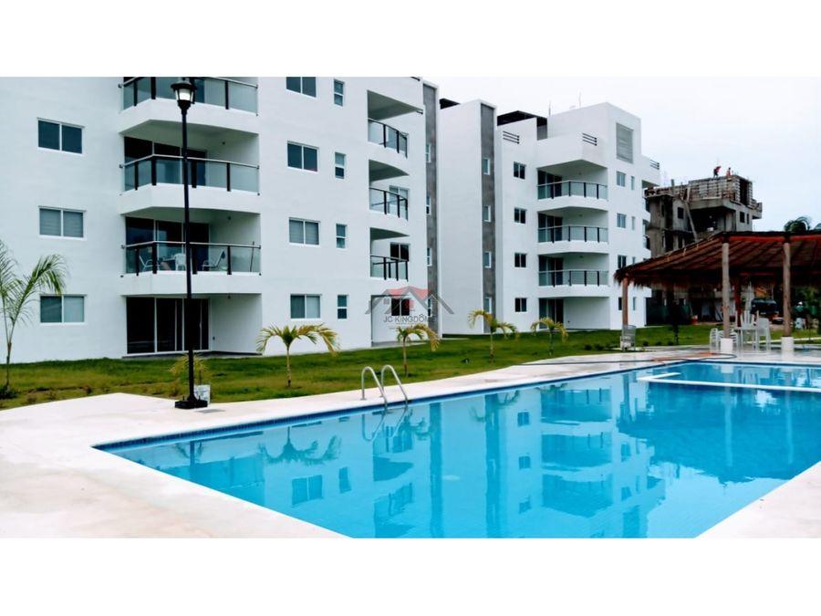 vendo hermoso departamento nuevo roof garden acapulco diamante