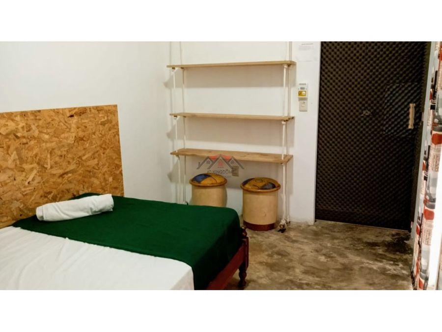 se renta habitacion playa del carmen mexico
