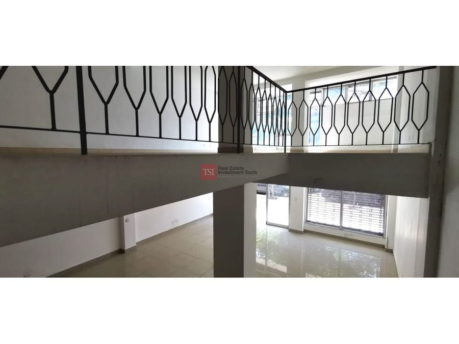 alquilo local 200 m2 bella vista panama