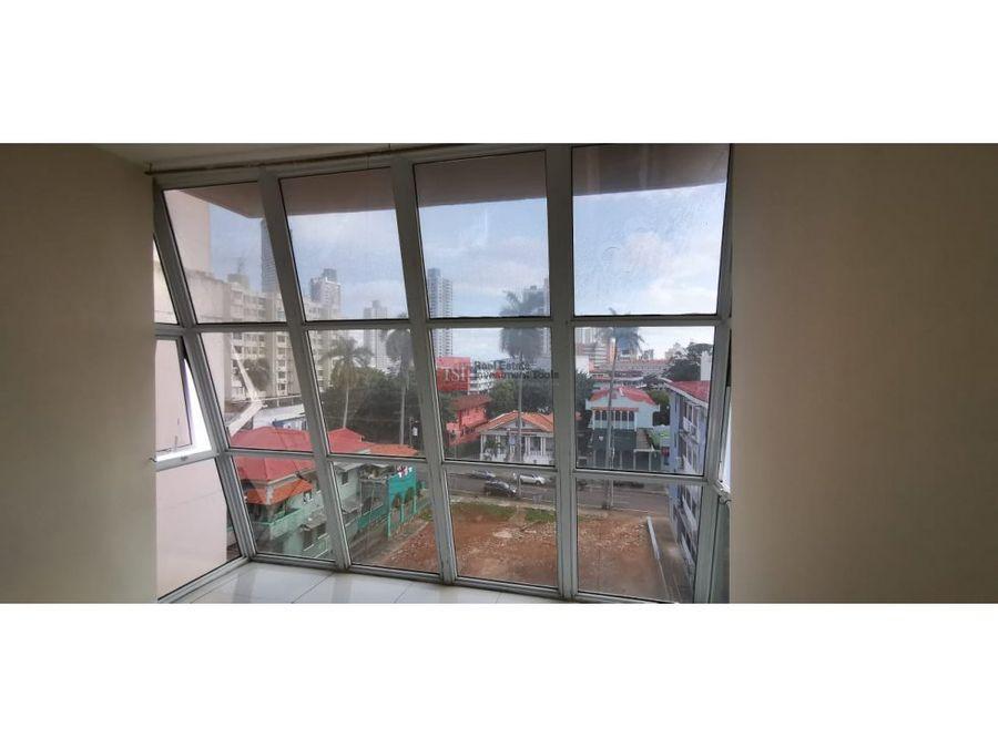 alquilo apartamento sin muebles bella vista panama