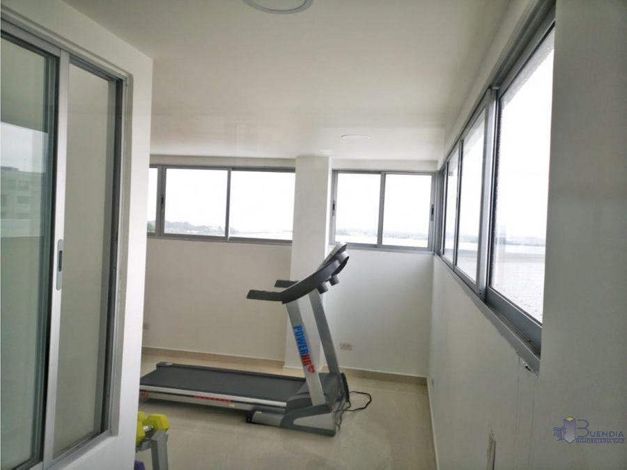 apartamento zona norte anillo vial via bquilla