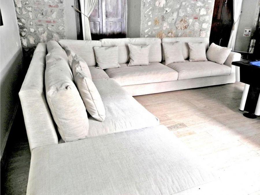 venta casa maravillosa ubicada en getsemani cartagena