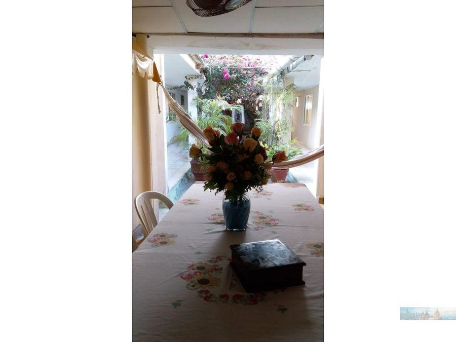 venta de casa en crespo cartagena 2 pisos