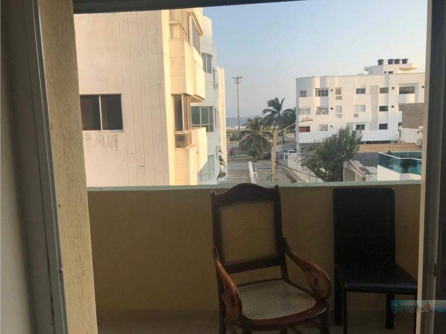 venta de apartamento en crespo cartagena 3 alcobas