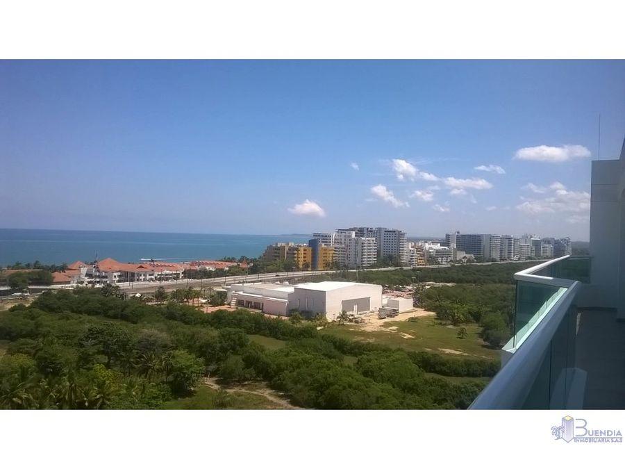 apartamento en sector cielo mar cartagena