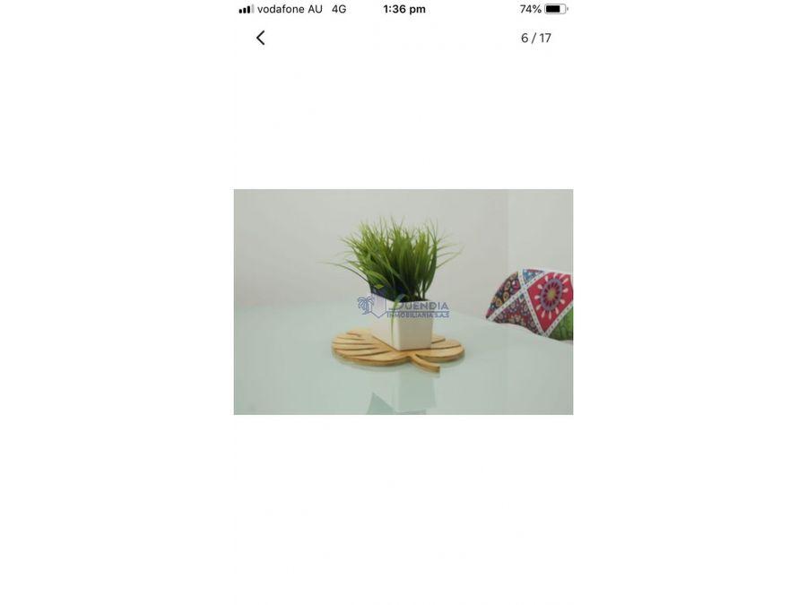hermoso apartamento en torices amoblado cartagena