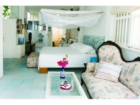 casa de playa en venta amoblada cartagena