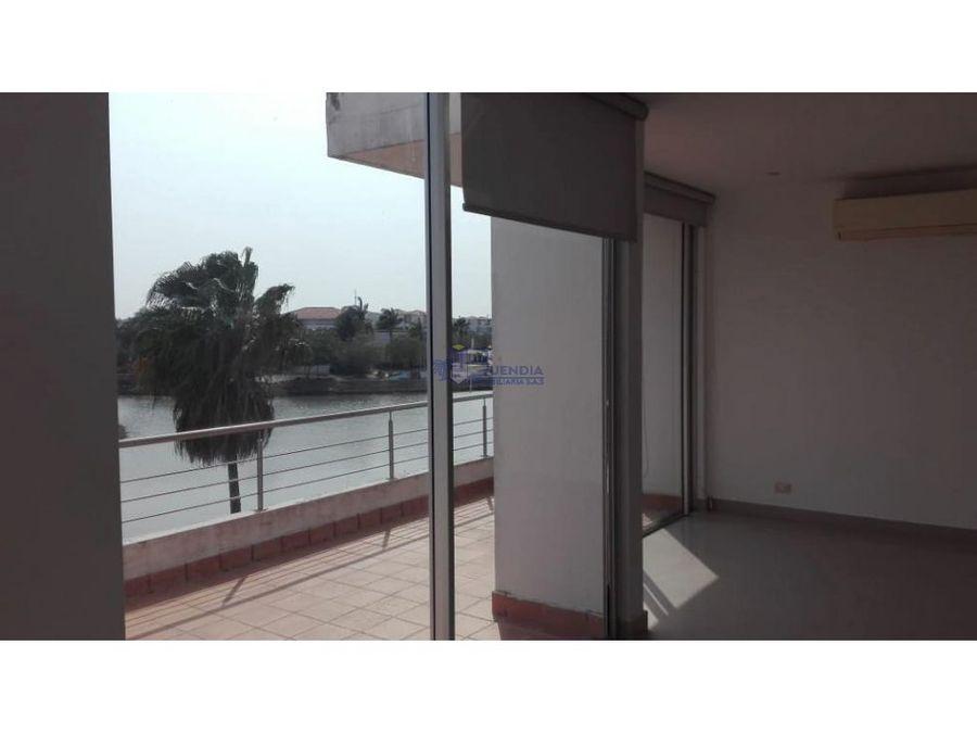 apartamento en venta en laguna club cartagena