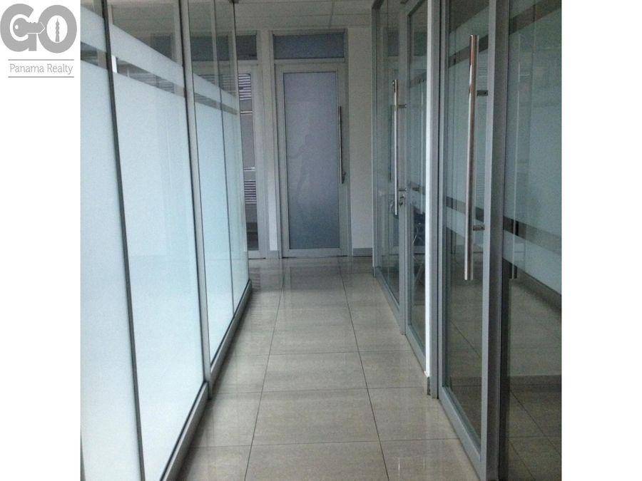 alquiler de oficina en torre banesco en marbella