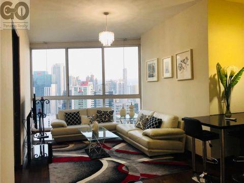 alquiler de apartamento amoblado en obarrio