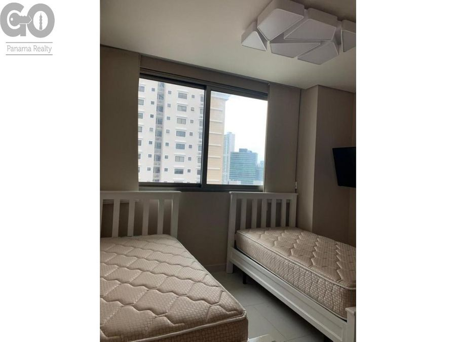 venta de apartamento amoblado en ph mirador del este en costa del este