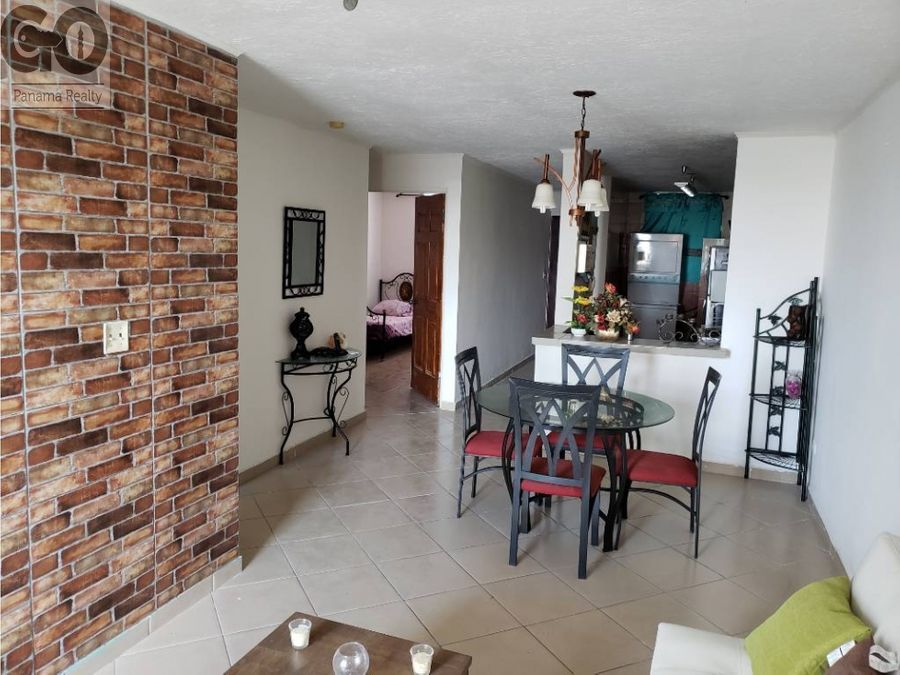 apartamento en alquiler o venta pueblo nuevo via la pulida