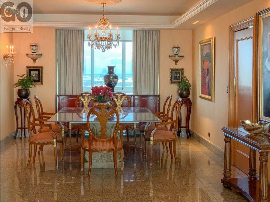 venta apartamento en ph murano costa del este