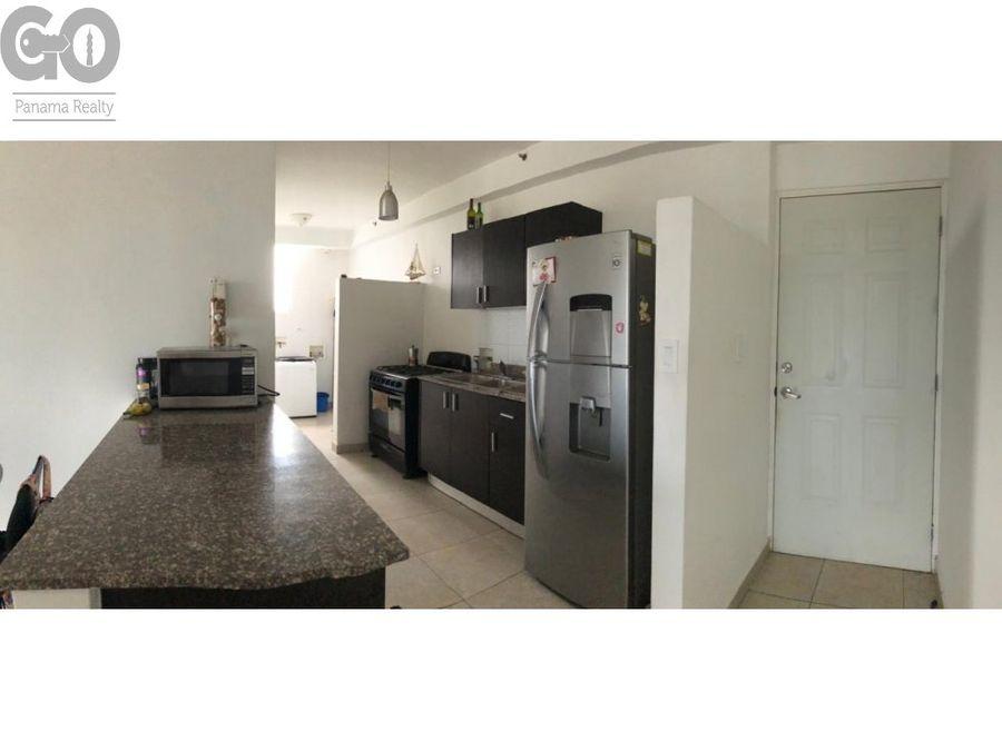 venta de apartamento amoblado ph el doral